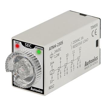 Autonics Controllers Timers ATM4-230S (A1050000178)