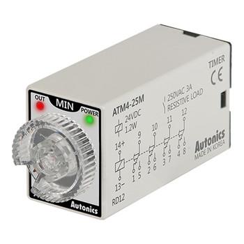 Autonics Controllers Timers ATM4-25M (A1050000181)