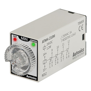 Autonics Controllers Timers ATM4-210M (A1050000182)