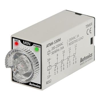Autonics Controllers Timers ATM4-53M (A1050000191)
