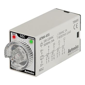 Autonics Controllers Timers ATM4-65S (A1050000198)