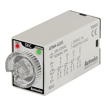 Autonics Controllers Timers ATM4-610S (A1050000199)