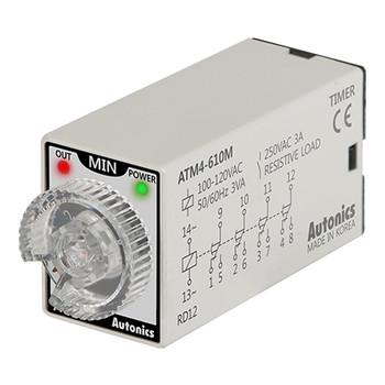 Autonics Controllers Timers ATM4-610M (A1050000204)