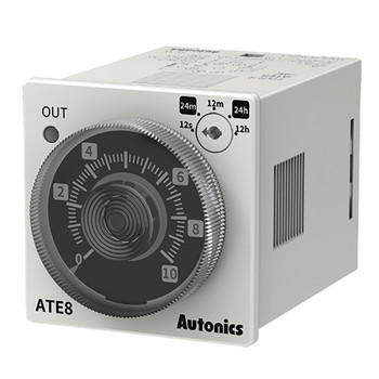 Autonics Controllers Timers ATE8-4CD (A1050000289)