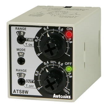 Autonics Controllers Timers ATS8W-11 (H1050000026)