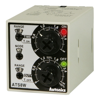 Autonics Controllers Timers ATS8W-23 (H1050000067)