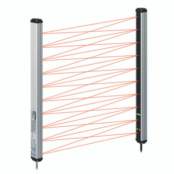 Autonics Photoelectric Sensor Area Sensor BWC40-16HD (A1850000244)