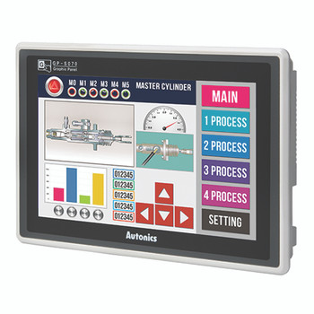 Autonics,HMI,Graphic Touch Panels,LP-S070-T9D7-C5R(A1350000040)