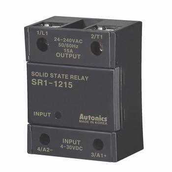 Autonics Solid State Relay ( SSR ) SR1 SERIES SR1-1215 (A5850000107)