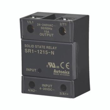 Autonics Solid State Relay ( SSR ) SR1 SERIES SR1-1215-N (A5850000108)