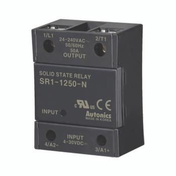 Autonics Solid State Relay ( SSR ) SR1 SERIES SR1-1250 (A5850000113)