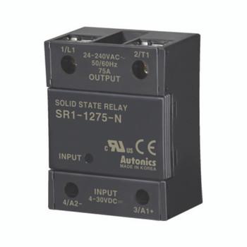 Autonics Solid State Relay ( SSR ) SR1 SERIES SR1-1275 (A5850000114)
