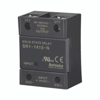 Autonics Solid State Relay ( SSR ) SR1 SERIES SR1-1415 (A5850000115)