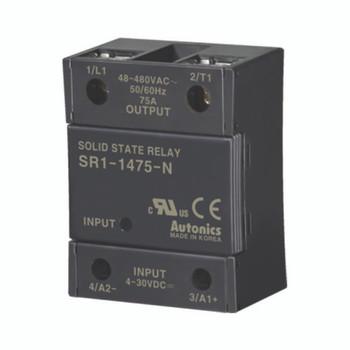 Autonics Solid State Relay ( SSR ) SR1 SERIES SR1-1475 (A5850000119)