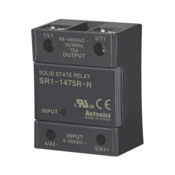 Autonics Solid State Relay ( SSR ) SR1 SERIES SR1-1475R (A5850000124)