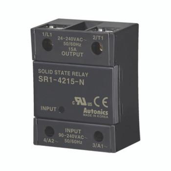 Autonics Solid State Relay ( SSR ) SR1 SERIES SR1-4215-N (A5850000126)