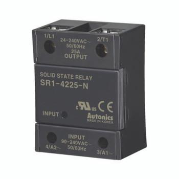 Autonics Solid State Relay ( SSR ) SR1 SERIES SR1-4225 (A5850000127)