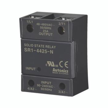 Autonics Solid State Relay ( SSR ) SR1 SERIES SR1-4425 (A5850000134)
