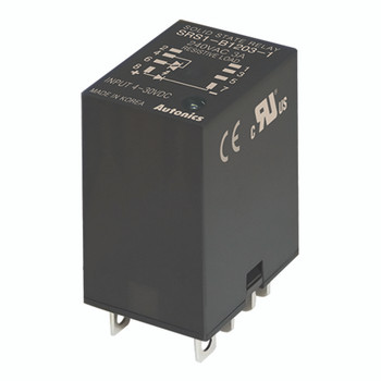Autonics Solid State Relay ( SSR ) SRS1 SERIES SRS1-B1203-1 (A5850000149)