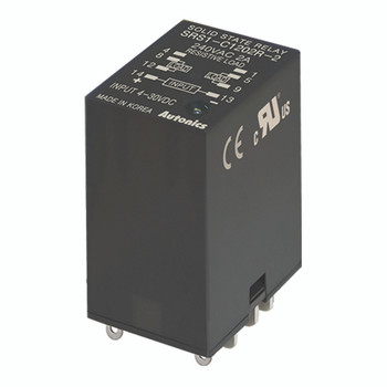 Autonics Solid State Relay ( SSR ) SRS1 SERIES SRS1-C1202R-2 (A5850000165)