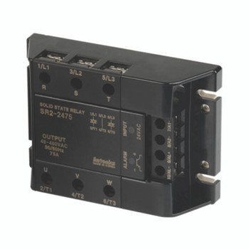 Autonics Solid State Relay ( SSR ) SR2/SR3 SERIES SR2-2475 (A5850000220)