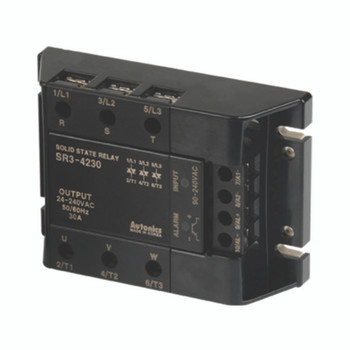 Autonics Solid State Relay ( SSR ) SR2/SR3 SR3-4230 (A5850000250)