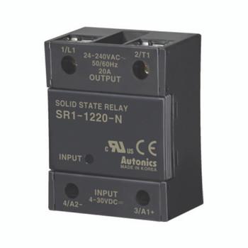 Autonics Solid State Relay ( SSR ) SR1 SERIES SR1-1220-N (A5850000288)