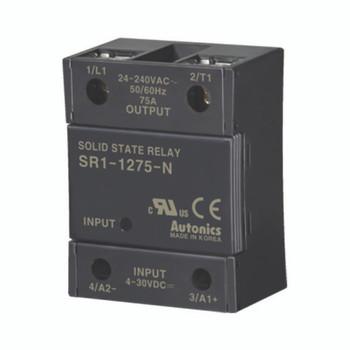 Autonics Solid State Relay ( SSR ) SR1 SERIES SR1-1275-N (A5850000291)