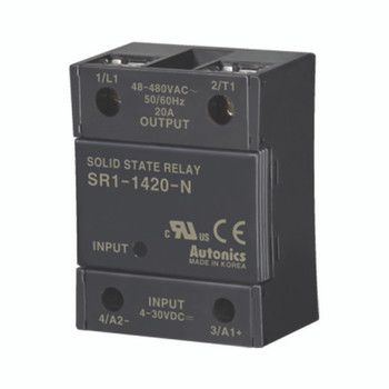 Autonics Solid State Relay ( SSR ) SR1 SERIES SR1-1420-N (A5850000294)