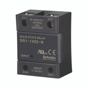 Autonics Solid State Relay ( SSR ) SR1 SERIES SR1-1425-N (A5850000295)