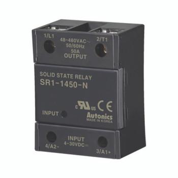 Autonics Solid State Relay ( SSR ) SR1 SERIES SR1-1450-N (A5850000298)