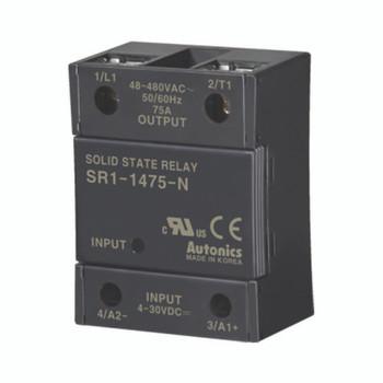 Autonics Solid State Relay ( SSR ) SR1 SERIES SR1-1475-N (A5850000299)