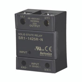 Autonics Solid State Relay ( SSR ) SR1 SERIES SR1-1425R-N (A5850000303)