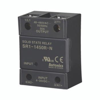 Autonics Solid State Relay ( SSR ) SR1 SERIES SR1-1450R-N (A5850000306)