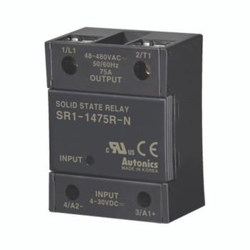 Autonics Solid State Relay ( SSR ) SR1 SERIES SR1-1475R-N (A5850000307)