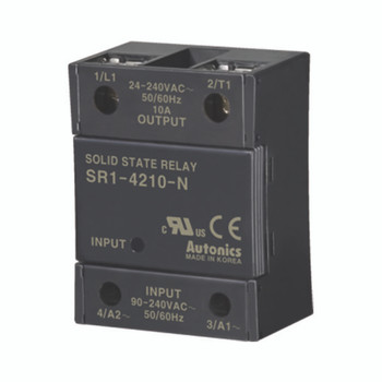 Autonics Solid State Relay ( SSR ) SR1 SERIES SR1-4210-N (A5850000308)