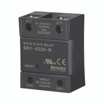 Autonics Solid State Relay ( SSR ) SR1 SERIES SR1-4220-N (A5850000309)