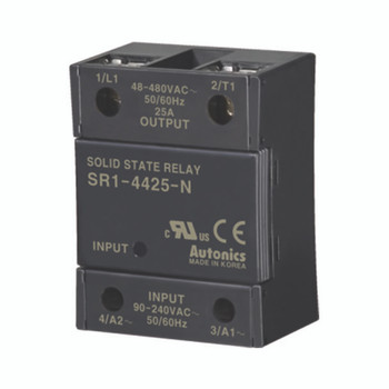Autonics Solid State Relay ( SSR ) SR1 SERIES SR1-4425-N (A5850000316)