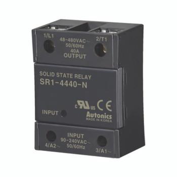 Autonics Solid State Relay ( SSR ) SR1 SERIES SR1-4440-N (A5850000318)