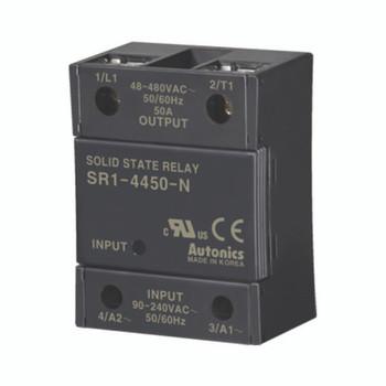 Autonics Solid State Relay ( SSR ) SR1 SERIES SR1-4450-N (A5850000319)