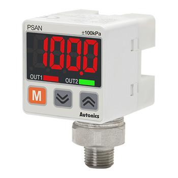 Autonics Pressure Sensor PSAN Series PSAN-LC01CV-R1/8(A1900000159)