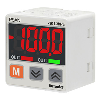 Autonics Pressure Sensor PSAN Series PSAN-V01CPV-NPT1/8(A1900000193)