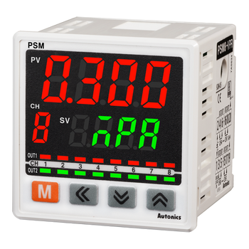 Autonics Pressure Sensor PSM Series PSM8-VPR (A1900000265)