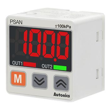 Autonics Pressure Sensor PSAN Series PSAN-C01CPV-R1/8(A1900000235)