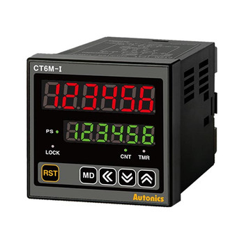 Autonics Controllers Counter & Timer Programmable CTM SERIES CT6M-I2 (A1000000086)