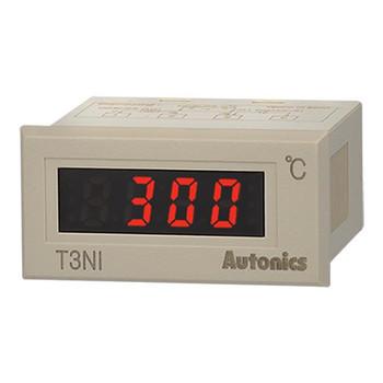 Autonics Controllers Temperature Controllers Indicator T3NI SERIES T3NI-NXNJ5C-N (A1500000176)