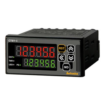 Autonics Controllers Counter & Timer Programmable CTY SERIES CT6Y-I2T (A1000000140)
