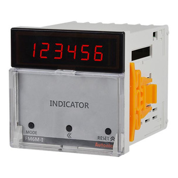 Autonics Controllers Counter & Timer Measure Counter FM SERIES FM6M-I4 (A1000000144)