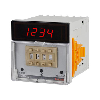 Autonics Controllers Counter & Timer Measure Counter FM SERIES FM4M-1P4 (A1000000145)