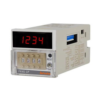 Autonics Controllers Counter & Timer Digital Switch FXS SERIES FX4S-1P2 (A1000000169)